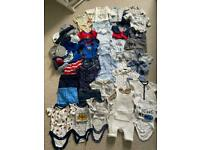 Baby boys clothing bundle newborn/0-3