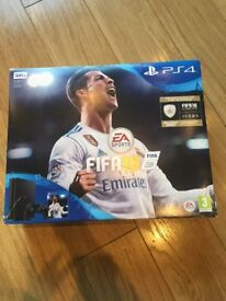 For Sale PS4 console- Boxed sealed.
