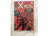 Xmen #17 1966 Marvel comic