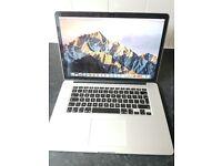 "Apple MacBook Pro ""Core i7"" 2.2 15"" A1398"