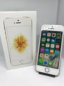 iPhone SE Rose Gold Boxed Unlocked