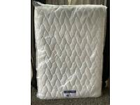 New Silentnight Double Mattress Double Sided Delivery Available