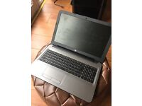 A silver HP HQ-TRE 71025 Laptop in excellent condition. A perfect budget laptop.