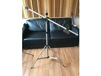 2x Sontronics Matrix 10 Heavy Duty Microphone Stand
