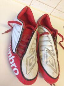 Unbro Football Boots UK size 5