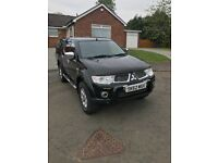 Mitsubishi L200 Barbarian 62 Plate Double Cab For Sale £11,500