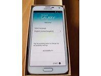 Samsung Galaxy S5 16GB on EE
