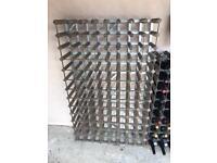 112 Bottle Wine Rack