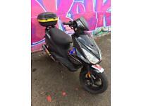 Moto-Roma Lambros 125cc