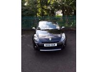 LOW MILEAGE 2011 RENAULT CLIO DYNAMIQUE TOM TOM TCE PETROL. £3995 ONO!