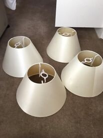 4 Ceiling Light Shades Whitefield