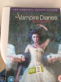 Vampire Diary Season Two