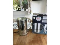 Dualit Architect Kettle Canvas & Chrome