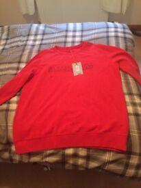 Stone island napapijri sweatshirt xxl brand new with tags never worn 100 per cent geniue
