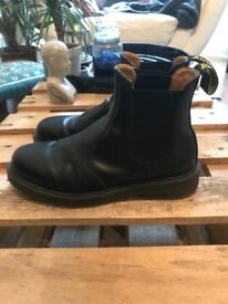Gently used Dr. Martens 2976 Smooth size 8UK