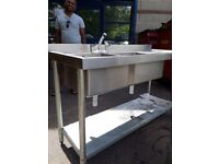 Commercial stainless steel Sinks catering equipment restaurant item