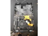 dewalt d25133 sds hammer drill 110v