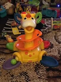 Sit To Stand Giraffe