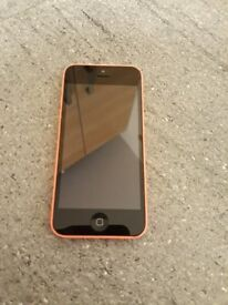 IPhone 5c 32g pink
