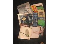 16 Vinyl LPs Mixed