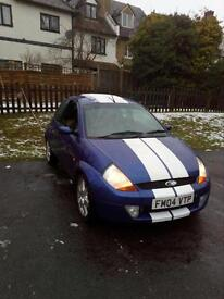 ford sportka 1.6s fast ideal for first car