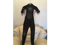 GUL AXIS 3/2 MM LADIES STEAMER WETSUIT PINK Wet Suit