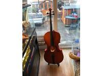 Beautiful cello, no longer played.