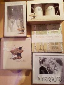 Wedding giftset bundle all new.