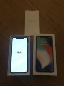 iPhone X 256Gb Unlocked Brand New