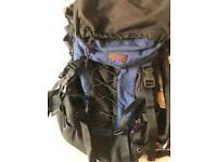 Big Pack hiking backpack