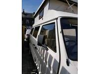Vw T25 campervan Devon conversion classic