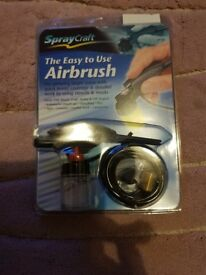 Spraycraft airbrush