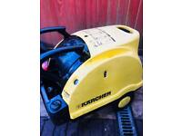 Karcher hds 601 hot diesel pressure washer industrial power jet washer