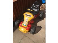 ELECTRIC GO KART BARGAIN WITH CHARGER!!