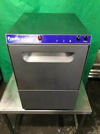 Prodis commercial glass washer