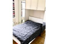 Double Bedroom near Lancaster Gate and Paddington Stations