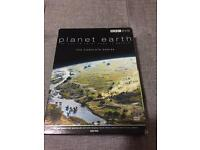Planet Earth COMPLETE SERIES DVD BOXSET