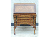 Antique Writing Desk Bureau (Delivery)