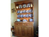 Pine dresser excellent condition buyer collects