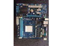 GIGABYTE GA-M68MT-S2P AM3 NVIDIA GeForce 7025/nForce 630a chipset Micro ATX AMD Motherboard