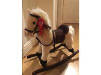 Toddler Rocking Horse