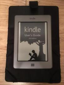 Kindle Touch (3rd Gen) with Cover...
