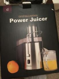 Andrew James Power Juicer