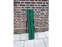 Pop Up Gazebo 3x3m Folding Garden Canopy Heavy Duty without Side Panels new condition