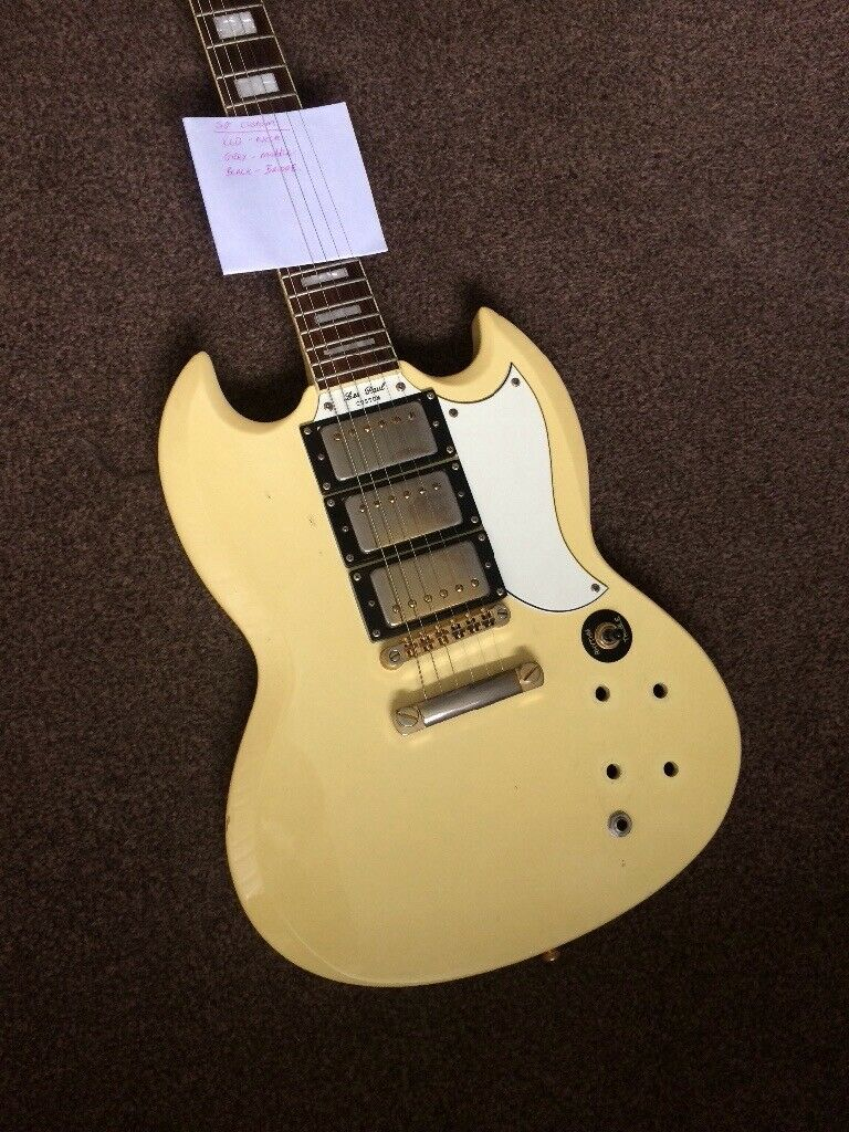 Epiphone SG custom | in Durham, County Durham | Gumtree