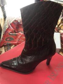 River island cowboy boots