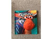 Turbo Hand Puppet Book