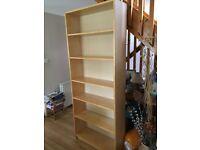 IKEA Billy Bookcase Birch Finish