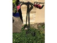 Witter cycle rack
