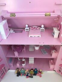ELC Rosebud Dolls' House